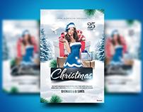 Christmas Deluxe Flyer