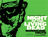 Morricone Youth - Night of the Living Dead