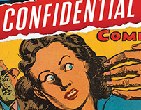Pulp Confidential — Exhibition