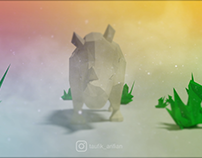 3D Animation - Low Polygon