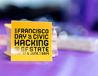 San Francisco Day of Civic Hacking at SF State