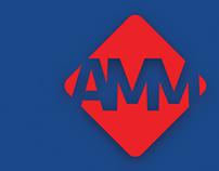 """Logo for """"Asociación Mutual de Mandatarios"""""""
