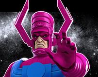 Galactus Figure