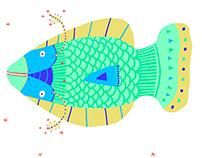 Muro come un pesce