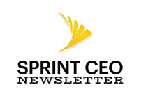 Infographic Emails for Sprint Weekly Newsletter