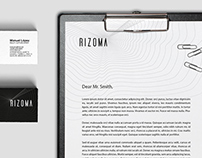 || Branding ||  Rizoma || Digital Engineering Company