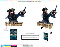 Disney - Pirates of the Caribbean