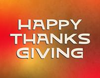 Animation - Happy Thanksgiving