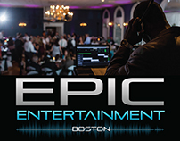 Epic Entertainment - Promotional Fold