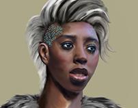 Portrait - Character design