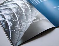 Imagebroschüre für Dornbusch Gravuren