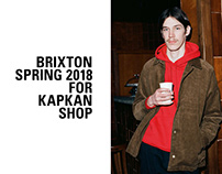 Brixton SS18 For Kapkan Shop