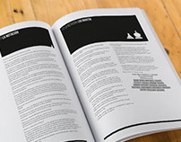 Editorial Design - Chess Book