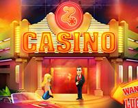 Casino by Zeniz & Social Slots