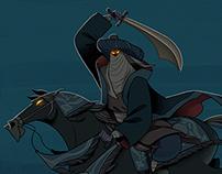 O Cavaleiro das Mil e Uma Noites