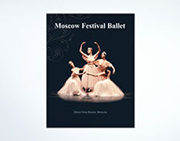 """Moscow Festival Ballet""  magazine"