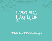 Harrys Pizza - Mobile Online Food Ordering