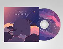 CD ⎢ Los Arrullos de Santipito