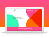 Go Chemist Website Design