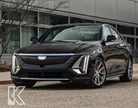 Cadillac CT4 EV