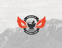 Angsila FC Identity Design (Concept)