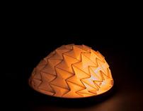 Luminária Tatu