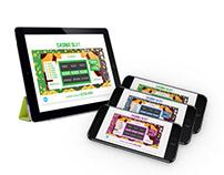 Loterie Nationale - eGame Concept - Design