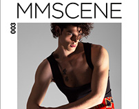 MMSCENE Cover Shoot