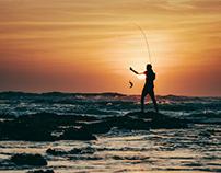 Swing before sunset