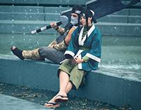 Haku & Zabuza from Naruto