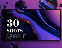 30 DRIBBLE SHOTS