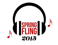 Student Work: Spring Fling T-Shirt Designs