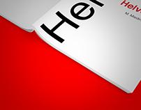 Dossier typographique - Helvetica