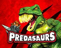 Predasaurs - Brand Development