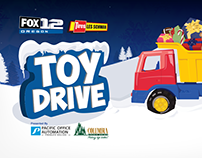 Fox 12 Toy Drive/Christmas in July