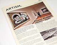 ARTISM Newspaper