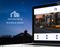 Abul Wafa || Branding & Website