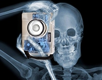 banner and presentation for Dental X-ray device
