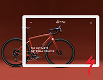 Cyclelogy Specialized | UI UX Design