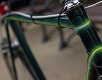 Bycicle design / kerékpár
