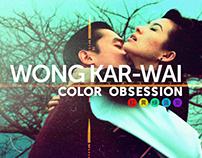 Wong Kar-wai - Color Obsession