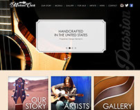 K Michael Clark Guitars