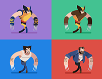 The Many Faces of Wolverine