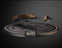 Speeder Bike // Fan Made