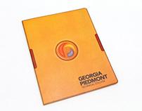 Georgia Piedmont Promo Folder (THP Creative)
