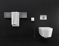 3D Modeling & Visualization of Bathroom Accessories