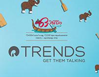 Reliance Trends - Onam Campaign