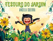 Children Book - Tesouro do Jardim