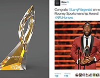 NFL Art Rooney Sportsmanship Award