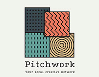 Pitchwork - Your Local Creative Network
